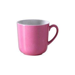 Becher m.H. 0,32 ltr. Solid Color pink Dibbern