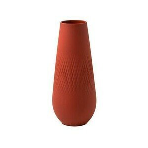 Vase Carré hoch Manufacture Collier terre Villeroy & Boch