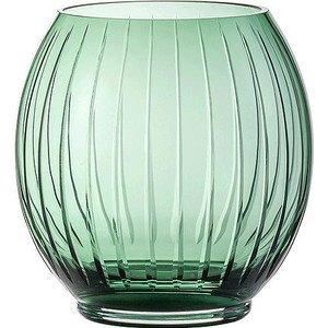 Vase smoky green H. 19cm Signum ZWIESEL 1872