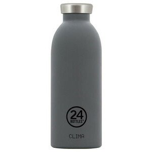 Thermo Trinkflasche 0,5 l Clima Bottle cloud grey 24bottles