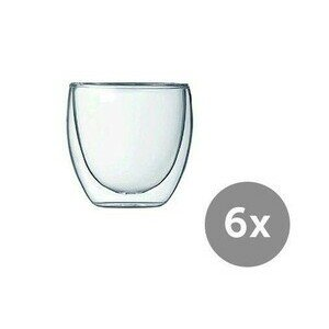 Espressoglas 2er-Set Pavina Bodum