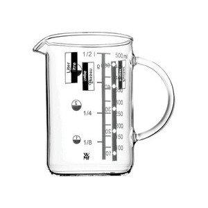 Messbecher hitzebeständig Glas WMF