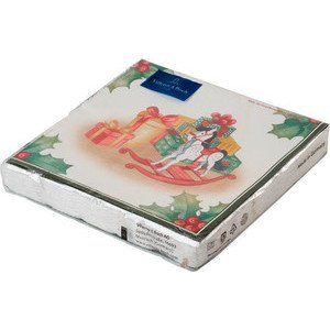 Servietten 33x33cm Nussknacker Winter Specials Villeroy & Boch