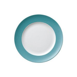 "Frühstücksteller 22 cm ""Sunny Day Turquoise"" turquois Thomas"