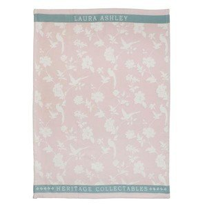 Geschirrtuch 50x70cm Blush Flower Laura Ashley