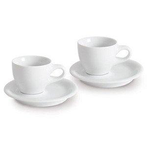 Espressotasse m.U. 2 er Set Cafe Sommelier weiss Kahla