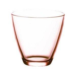 Wasserglas 0,26 l rosa Bitz