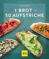 Buchcover-1 Brot - 50 Aufstriche