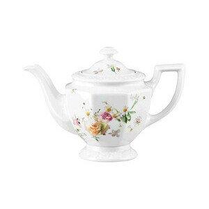 Teekanne 920 ml Blumen Maria Pink Rose Rosenthal