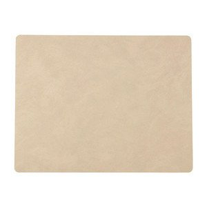 Tischset 35x45 cm rechteckig L Nupo sand LINDDNA