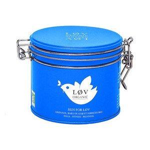 Tee Run for Løv 100 g in Dose Løv Organic