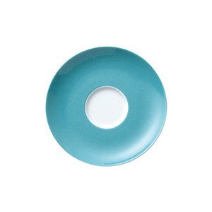 "Kaffee-/Tee-Untertasse 14,5, cm ""Sunny Day Turquoise"" turquois Thomas"