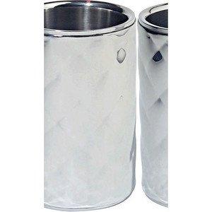Flaschenkühler H. 18 cm Mateglace Alessi