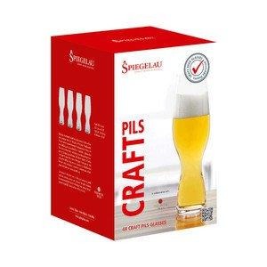 Craft Pils 4er Set Craft Beer Glases Spiegelau