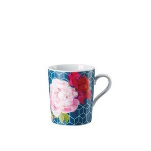 Becher m.H. 0,31 ltr. Tric Vivid Bloom Blue floral Arzberg