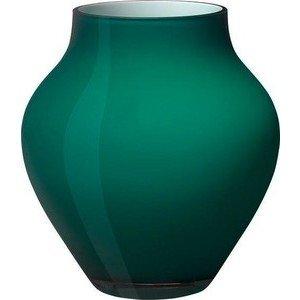 Vase 21cm emerald green Oronda gross Villeroy & Boch