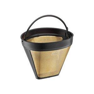 Gold-Kaffeefilter Größe 4 Cilio