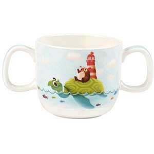 Kinderbecher mit 2 Henkel Chewy around the world Villeroy & Boch
