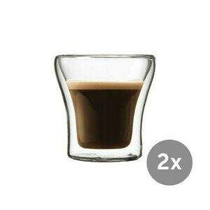 Espresso-Glas 2er-Set 0,1 l Assam Bodum
