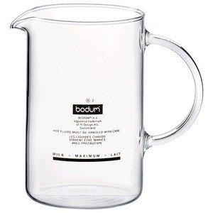 Ersatzglas zu Milchaufschäumer Latteo Bodum