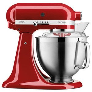 Küchenmaschine 4,8 l Artisan empire rot KitchenAid