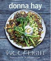 AT Verlag Week Light Donna Hay Buchcover 165x198px