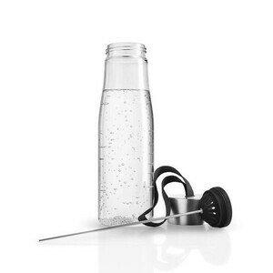 Trinkflasche 0,75 l MyFlavour Schwarz Eva Solo