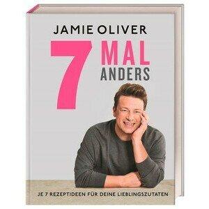 Buch: 7 Mal anders Jamie Oliver DK Verlag