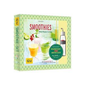 Buch: Smoothies Smoothieflasche & Küchenratgeber Gräfe und Unzer