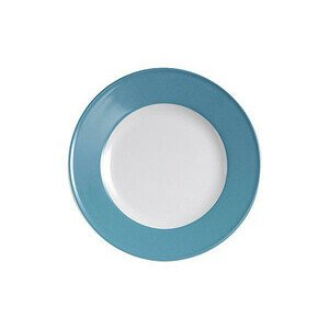 Teller 21,0 cm Solid Color Malibu flach Dibbern