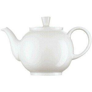 Teekanne 1,2 l 6 Pers. Form 1382 Weiss Arzberg