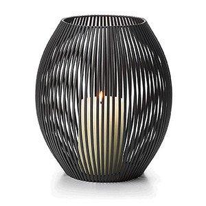 Windlicht L 26 cm Louisana Eisen Philippi