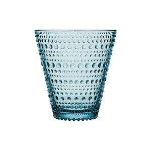 Trinkglas 30cl Kastehelmi hellblau iittala