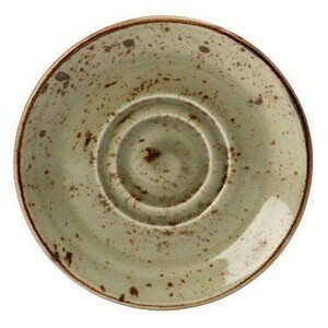 Kombi-Untertasse 16,5 cm 1131 Craft Green Steelite