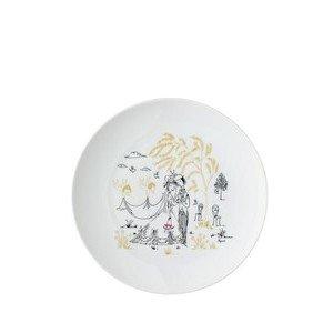 Speiseteller 26 cm Peynet Black-White Rosenthal