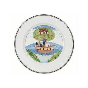 """Frühstücksteller 21,0 cm Arche Noah """"Design Naif"""" Villeroy & Boch"""