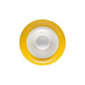 Eierbecher mit Ablage Sunny Day Yellow yellow Thomas