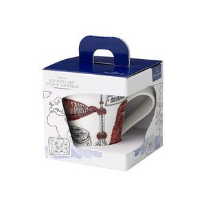 Henkelbecher 0,3 l Shanghai Cities of the World Villeroy & Boch