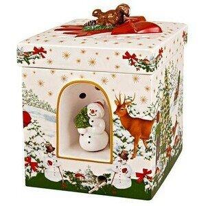 Geschenkpaket eckig Weihnachts Christmas Toys Villeroy & Boch