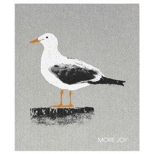 20x17 cm Spültuch Seagull More Joy