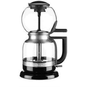 Siphon-Kaffeebrüher Artisan onyx schwarz Kitchen aid