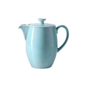 "Kaffeekanne 1,25 l ""Solid Color Türkis"" Dibbern"