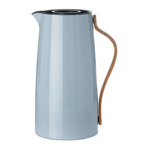 Isolierkanne 1,2l Emma Kaffee blass-blau Stelton