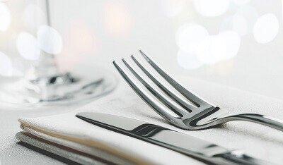 Menü- und Tafelmesser