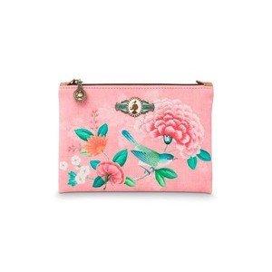 Kosmetikbeutel klein Floral Pink PiP Studio