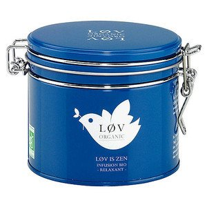 Tee Løv is Zen 100g in Dose Løv Organic