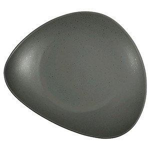 Gourmetteller D. 34 cm Cuba grigio ASA