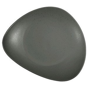 Gourmetteller 34 cm Cuba grigio ASA