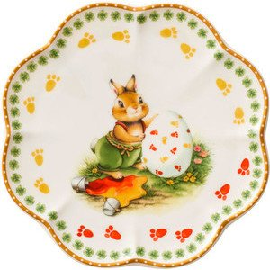 Jahresteller 22cm 2019 Annual Easter Edition Villeroy & Boch