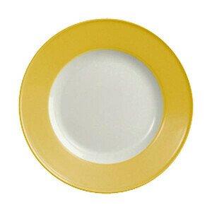 Frühstücksteller 21 cm Solid Color Sonnengelb Dibbern